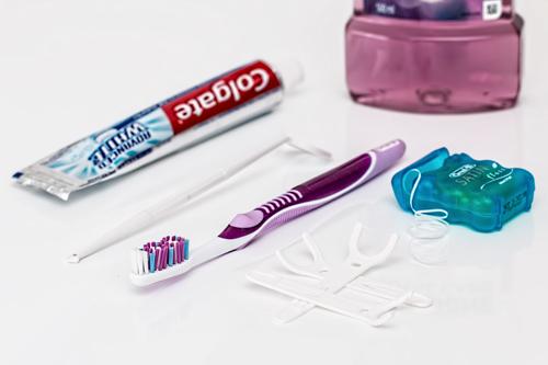 Productos para la higiene bucal diaria