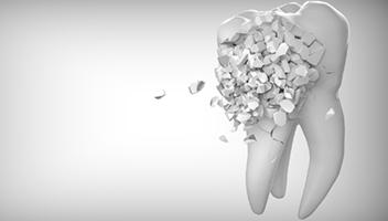 Ilustración diente portada